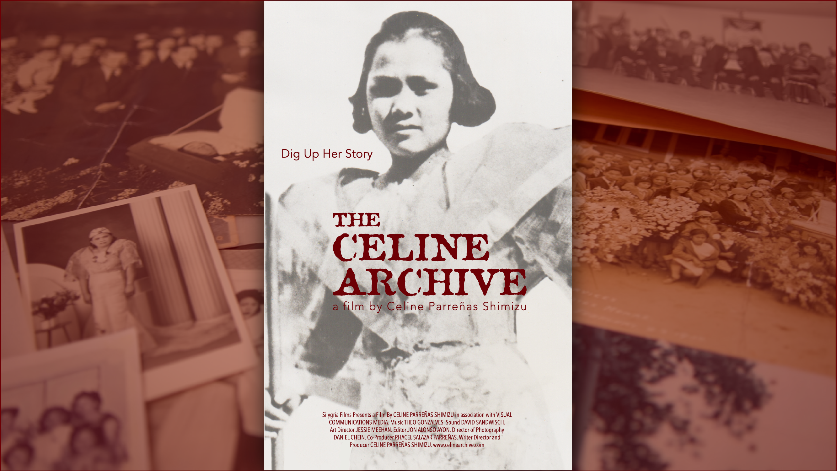 The Making of The Celine Archive Movie
